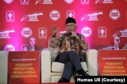 Gus Mus berbagi kisah seputar keberagaman yang menjadi tantangan bagi Indonesia ke depan