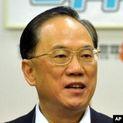 香港行政長官曾蔭權