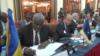 Taron Ministocin Harkokin Wajen Kasashe Akan Makomar Kasar Libya