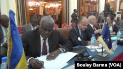NIGER: Taron kasashen dake makwaftaka da LIBIYA