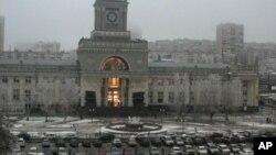 Террористический акт на железнодорожном вокзале Волгограда. 29 декабря, 2013.