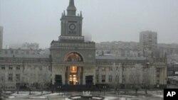 Nhà ga Nga bị đánh bom, 14 người thiệt mạng