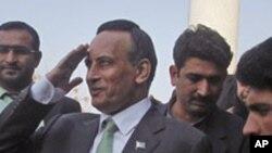 Husein Hakani, bivši pakistanski ambasador u Vašingtonu