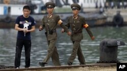한국계 미국인 케네스 배 씨가 북한에 관광 목적으로 입국했다가 억류됐다. 배 씨가 방문했던 북한 라선시. (자료사진)