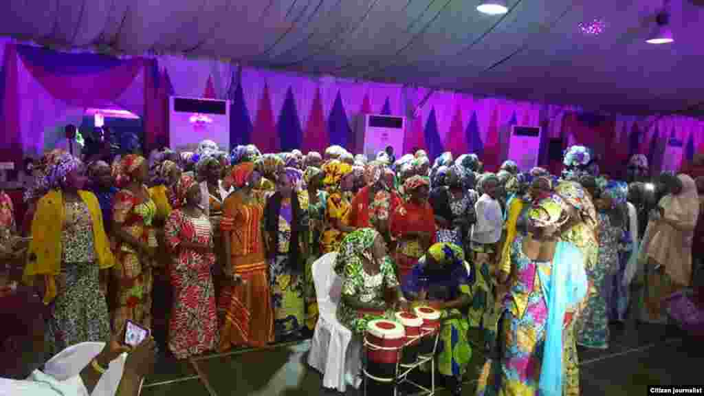 ABUJA: 'Yan matan Chibok a bikin komawa gidajensu da makarantu