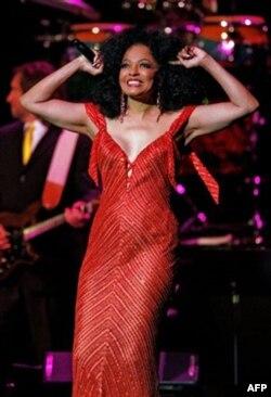 Diana Ross, R&B yulduzi