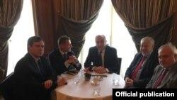 ATƏT-in Minsk qrupunun həmsdərləri