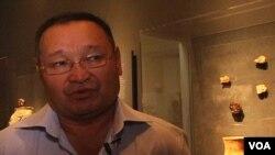 Professor Zaynolla Samashev