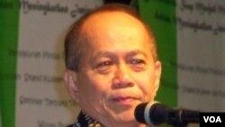 Menteri Koperasi dan UKM, Sjarifuddin Hasan