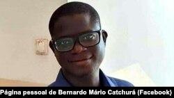 Bernardo Mário Catchurá, rapper, jurista e activista, Guiné-Bissau