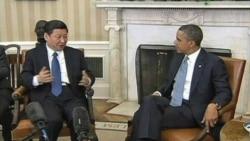 Обама и Си Цзиньпин встретятся в Калифорнии