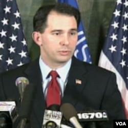 Scott Walker, guverner Wisconsina