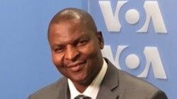Reportage de Freeman Sipila pour VOA Afrique à Bangui pour VOA Afrique