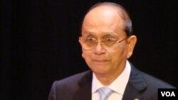緬甸總統登盛