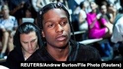 Rakim Majers, alijas A$AP Rocky - arhivska fotografija