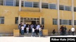 Dibistan li Herêma Rêveberîya Xweser li Sûriyê