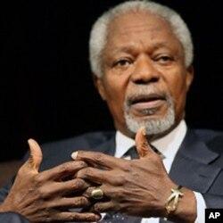 Kofi Annanning tinchlik rejasi Suriya uchun so'nggi imkoniyat deb ko'riladi