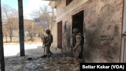 تندروان در گذشته نیز امکان مقدس عیسویان را در ایالت بلوچستان مورد تهاجم قرار داده اند