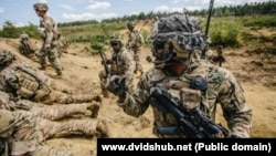 """Detalj sa prošlogodišnje vojne vežbe """"Sajber Junction"""" (Foto: www.dvidshub.net)"""