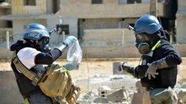 ISIS dyshohet të ketë përdorur armë kimike