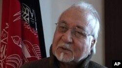 اسماعیل قاسمیار، عضو ارشد شورای عالی صلح افغانستان
