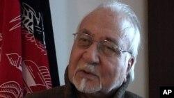 محمد اسماعیل قاسمیار، عضو ارشد شورای عالی صلح افغانستان
