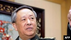 Tổng Tham Mưu Trưởng Quân Đội Nhân Dân Trung Quốc, Tướng Trần Bỉnh Đức
