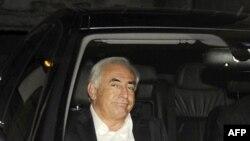 Cựu Tổng giám đốc IMF Dominique Strauss-Kahn