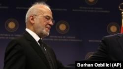 ابراهیم جعفری وزیر امور خارجه عراق