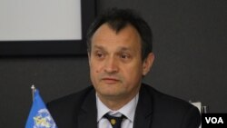 Victor Olsavszky, World Health Organisation, BiH