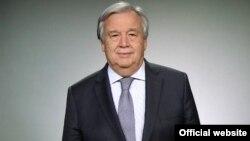 UN Secretary General، Antonio Guterres
