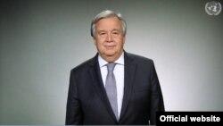 ကုလသမဂၢအတြင္းေရးမွဴးခ်ဳပ္ Antonio Guterres