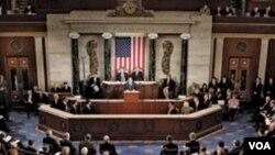 Senat AS menyetujui rancangan untuk mengenakan sanksi baru terhadap Iran.
