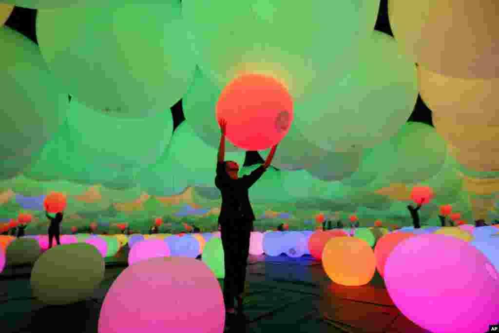 شهر جاکارتا در اندونزی میزبان نمایشگاهی موسوم به «هنر دیجیتال» است.