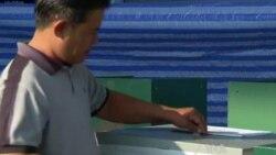 Thailand Election Goes Forward Despite Blocked Ballots, Some Violence
