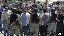 Массовые беспорядки на этнической почве в Джалал-Абаде
