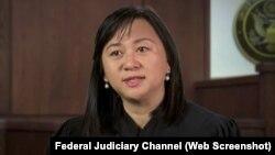 Jacqueline Nguyen, yang datang ke Amerika sebagai pengungsi dari Vietnam, kini menjabat sebagai hakim di U.S. Court of Appeals Judge (foto: dok).