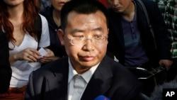 VOA连线(金变玲):江天勇转监,家属疑其遭酷刑
