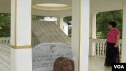 Spomen obilježje žrtvama masakra u selu Grabovica