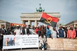 Trabalhadoras da ex RDA apelam a primeira dama de Angola - 1:44