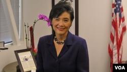 Cong. Judy Chu