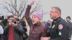 Протестное движение в США