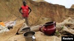 Une mine en Afrique (Reuters)