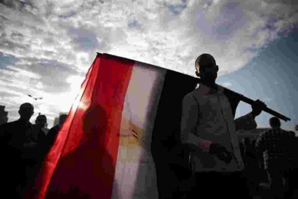 Egipto celebra su victoria.