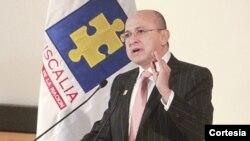 Durante su visita a Estados Unidos, el Fiscal colombiano se reunirá con voceros de Human Rights Watch. [Foto: Fiscalía General de Colombia]