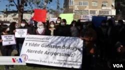 xwendekara Kurd Gulistan Doku ji sala par heta niha winda ye