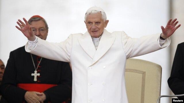 El papa estará en su labor pastoral hasta el 28 de febrero.