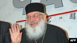 Кардинал Любомир Гузар - учасник круглого столу