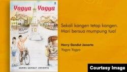 """Novel """"Yogya Yogya"""" karya Herry Gendut Janarto (foto: courtesy)."""