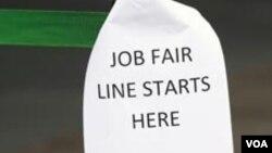 La tasa de desempleo se ubicó en 8,2% durante marzo.